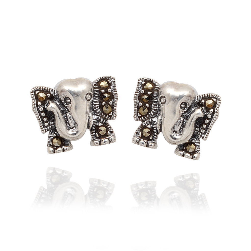 925 Jumbo Silver Earrings