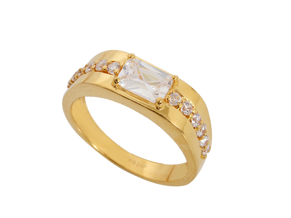 rings studded gents gold ring grt jewellers