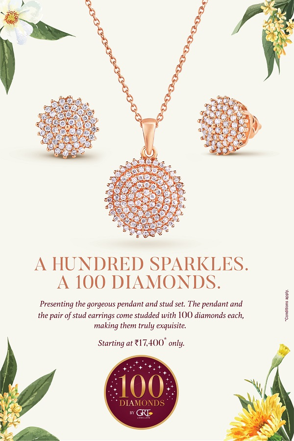 100 Diamonds by GRT Jewellers
