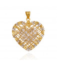 The Gold Pendant Proposed On Behalf Of You To Your Loved One