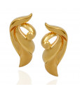 Yellow Gold Casting Fancy Stud
